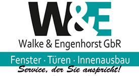 Walke & Engenhorst | Fenster – Türen – Innenausbau Logo für Mobilgeräte